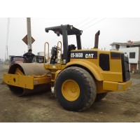 Rodillo Caterpillar CS-563D