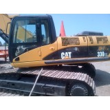 Cat 330CL año 2005