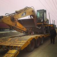 Excavadora Caterpillar M318